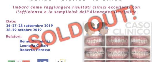 """CORSO AD """"in office"""" 2019: Sold Out! Aperte iscrizioni a edizione 2020"""